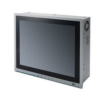 Touch Panel PC comes with 15 in. XGA TFT LCD display.