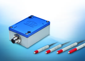 induSENSOR MSC7401 Controller is housed in aluminum housing (IP67).