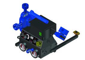 Li'l Runner Welding Carriage now features battery powered option.