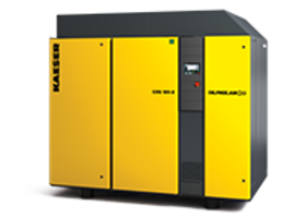Rotary Screw Compressors are equipped with Sigma Control 2™.