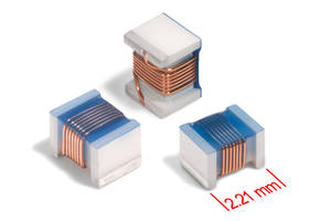 0805HP Series Wirewound Chip Inductors are RoHS compliant.