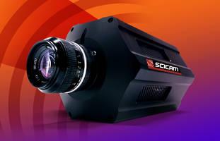 Shortwave-Infrared Camera features 14-bit digital output.