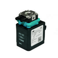 Solenoid-Driven FL 10 Diaphragm Pump is IP65 rated.