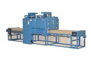 Thermal Product Solutions Ships Gruenberg Conveyor Oven to a Manufacturer of Air Purifying Systems