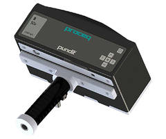 Pundit® 250 Array Imaging Scanner offers frame rate of 5 images per sec.