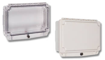 Tough Multipurpose Polycarbonate Enclosures