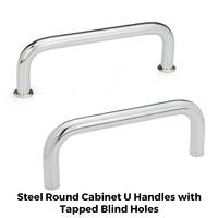 Cabinet U Handles are RoHS compliant.