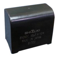 MEC-DL Film Capacitors offer tolerance of either ±5% or ±10%.