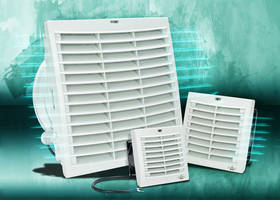 STEGO Filter Fan Plus Series uses air flap design.