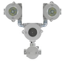 EXP-EMG-2L-LE6 LED Fixture comes with emergency back-up system.