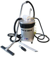 MDL15 Combustible Dust Air-Vac meets NFPA 77-2007 standard for bonding and grounding.
