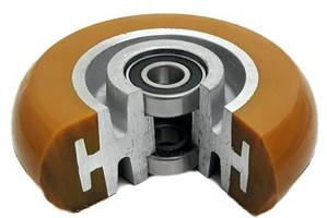 CW Ultra Wheel features newly formulated polyurethane.