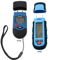 Moisture Meters come with backlit digital display.