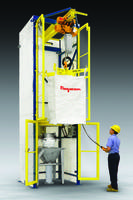 BFC Series Discharger comes with FLOW-FLEXER