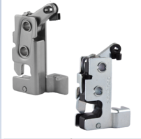 R4-10 Rotary Latch comes with an integrated bumper.