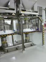 Pharmaceutical Sifter Provides Containment While Sieving Active Pharmaceutical Ingredients