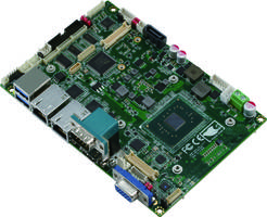 GENE-APL5 SubCompact Board comes with three independent displays.