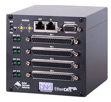 EtherCAT I/O Cubes feature built-in watchdog timers.