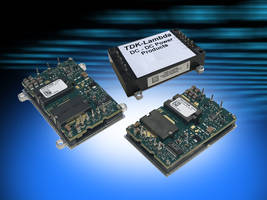 GQA120 Series DC-DC Converters are IEC/EN/UL 60950-1 certified.