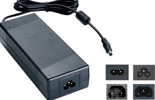 AC/DC Desktop Power Adapters offer MTBF greater than 300,000 hours.