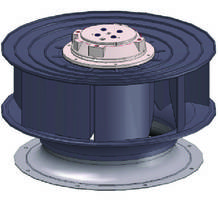 Motorized Centrifugal Impellers are UL and CE approved.