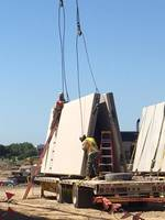 ACH Foam Technologies' Foam-Control® Fills the Void in Precast Architectural Panels