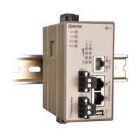 Ethernet Line Extenders feature WeOS operating system.
