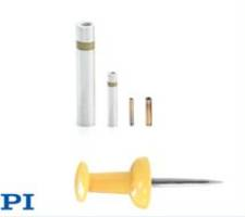 Piezoelectric Micro-Tube Transducers are suitable for nanopositioning.