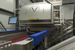 Emblème Maximizes Product Quality and Yield with VERYX® C140 Digital Sorter