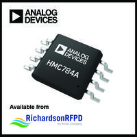 GaAs MMIC 10 W SPDT Switch offers insertion loss of 0.3 dB.