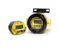 Programmable Loop Display features 360 degree mounting.