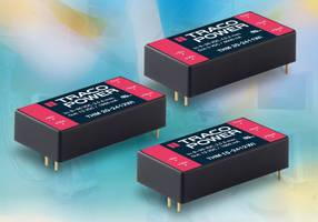 Medical DC-DC Converters are housed in plastic package.