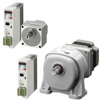 BLE2 Series Brushless Motor and Driver features stainless steel shaft.