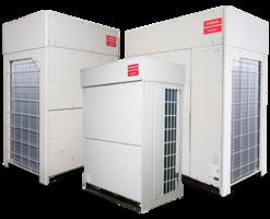 SmartFlex™ VRF HVAC Equipment are controlled using Johnsons Smart Gateway.