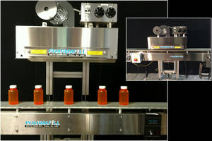 Heat Shrink Tunnel Features Emergency Auto-Lift to Protect Conveyors, Bottles from Overheating - Pack Expo Booth #S-5800