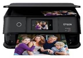 Expression features built-in USB and memory card slots.