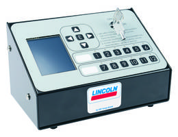 Fluid Management System comes with touchscreen LCD.