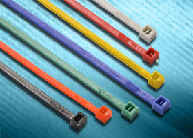 SapiSelco's Cable/Wire Ties meet self-extinguishing Nylon ratings (UL 94: V2).
