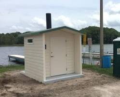 Leesburg Concrete Produces Boat Ramp Restrooms For the City of Leesburg, Florida