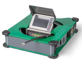 MiniFlex Plumbing Inspection Camera features built-in 512 Hz sonde.