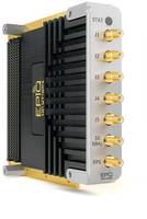 Multi-channel RF Transceiver comes with two phase coherent RF receivers.