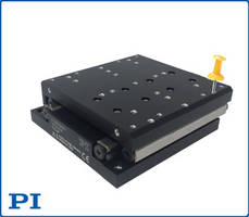 V-408 Linear Motor Stage is equipped with 3-phase linear motor drive.