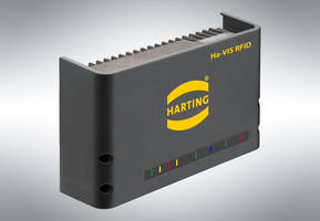 Ha-VIS RFID Field Reader RF-R400 delivers power output of 2W.