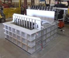 Lindberg/MPH Ships Immersion Lead Melting Furnace to a Manufacturer of Automotive Batteries