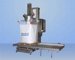 POWERFILL™ Bulk Bag Filling System features remote PLC controls.
