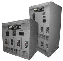BC-Series Line Battery Chargers are suitable for UPS and transportation industries.