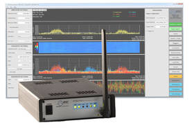 RTSA7550 Spectrum Analyzers feature real-time triggering function.