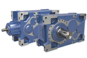 Industrial Gearboxes deliver torques up to 2,196,000 in-lb.