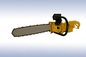 Hydraulic Chain Saws are equipped with 10 HP motor.