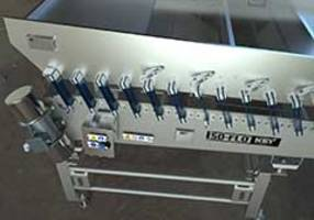 Vibratory Conveyors are powered by oil-free drives.